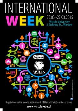 International Week banner