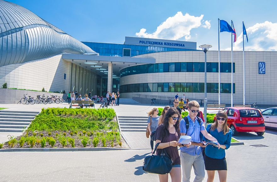 Rzeszow University Of Technology Go Poland Study In