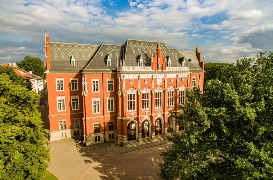 Jagiellonian University in Kraków | STUDY IN POLAND - GO POLAND!